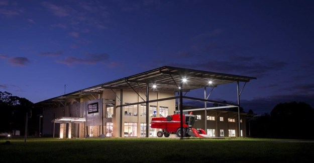 AGCO Future Farm Training centre. (Source: AGCO Corporation)