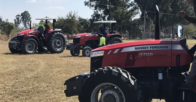 SACAU, Zambia 2017 (Source: AGCO Corporation)