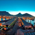 Ongoing development will soon see a merging of Cape Town's booming business hubs of the CBD and Waterfront. Picture: Andrew Ingram