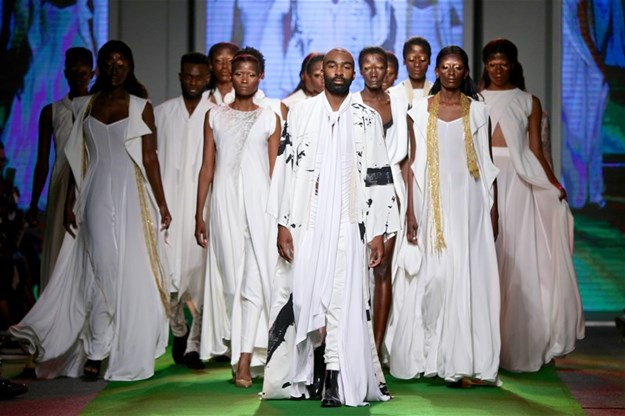 David Tlale - image from AFI