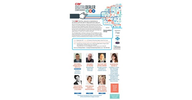 Registration open for Car Digital Dealer Conference