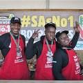 Boeries champs ready for taste battle