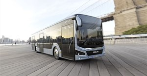 New Man Lion's City bus unveiled