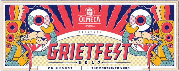 Olmeca's 2017 Grietfest brings you fresh beats from SA's electronic music scene