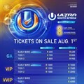 Ultra SA announces ticket prices for 2018