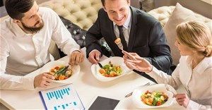 Five things to consider when organising a business lunch