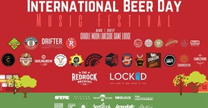 Goodluck, Crash Car Burn and The Kiffness headline at International Beer Day Music Festival