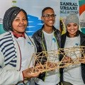 Bridge building competition helps develop interest in engineering careers