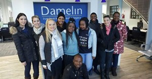 Damelin joins Pretoria FM in the 'Help Clean Our City' campaign