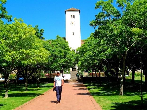 Rhodes University -