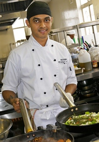 Best Chef 2017, Eugene Ramcharan, Beverly Hills