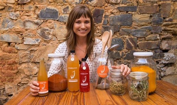 #WomensMonth: Cape Town kombucha queen Meghan Werner