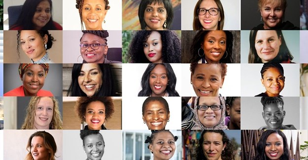 South Africa's first Inspiring Fifty women