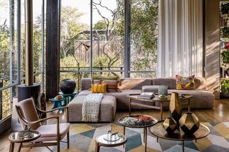 Reinvented Singita Sweni Lodge unveiled