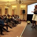 Gauteng learners celebrate Women's Day with author Tiffany Dufu