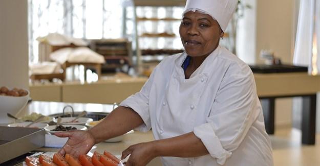Caroline Ncoko