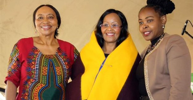 Minister Tokozile Xasa at the Tourism Month Women in Tourism event -
