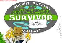 [Bizcommunitoon] Zuma Survivor