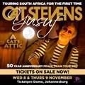Second date added to Yusuf/Cat Stevens Joburg concert tour