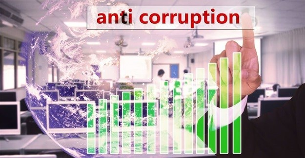 Anti-bribery and corruption policies must comply with international requirements