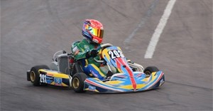 Six nations compete at Rotax African Open