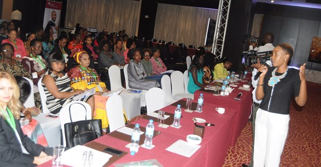 Tanzania Women of Achievement.