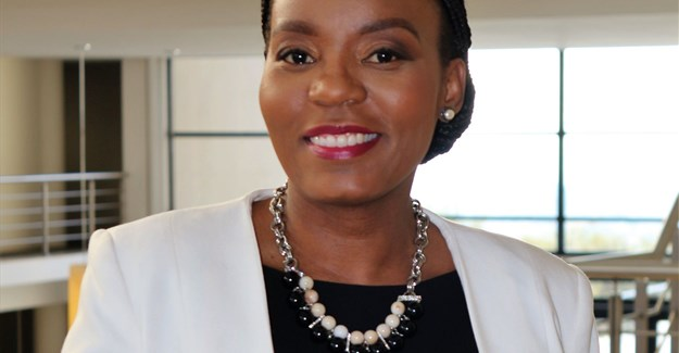Dineo Molefe, vice president: finance at T-Systems South Africa
