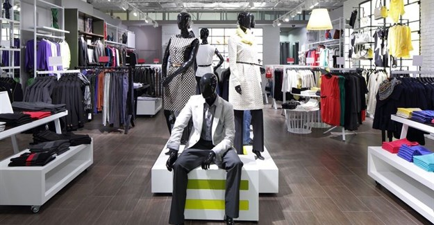 Clothing retail sector hits the skids