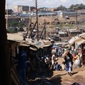Slums in Nairobi, Kenya. Image source: