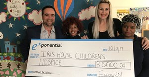 Exponential, Amnet, Hitch Digital, PHD, Vizeum, race for The Iris House Children's Hospice