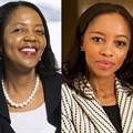 Dr Judy Dlamini, executive chairperson, Mbekani Group; Phuti Mahanyele, CEO, Sigma Capital; and Glenda Grey, president of the South African Medical Research Council.