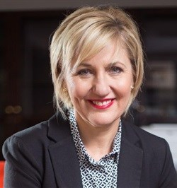 Glenda Grey, president of the South African Medical Research Council. Image ©