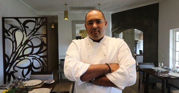 La Petite Ferme's new chef impresses