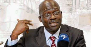 Malusi Gigaba, minister of finance