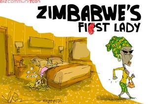 [Bizcommunitoon] Grace Mugabe