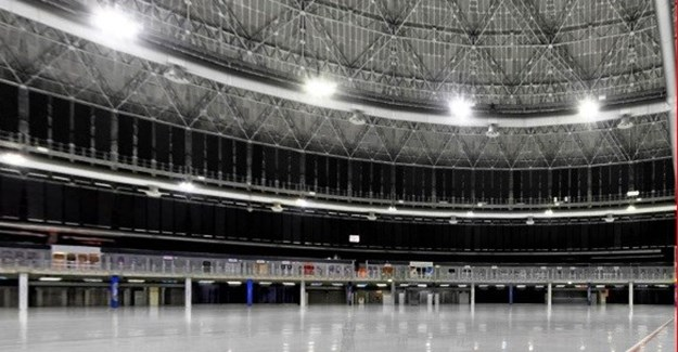 Ticketpro Dome, where Small Business Expo will be held. ©