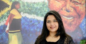 Sneha Shah, MD of Thomson Reuters Africa