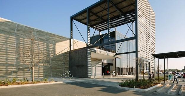 Wetlands inspires Springs Mall ecologically sensitive design