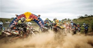 Alfie Cox Invitational puts enduro riders to the test