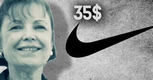 Meet Carolyn Davidson, the woman behind the iconic Nike Swoosh
