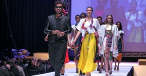 David Tlale's #MBFWJ17 collection at Edgars in September