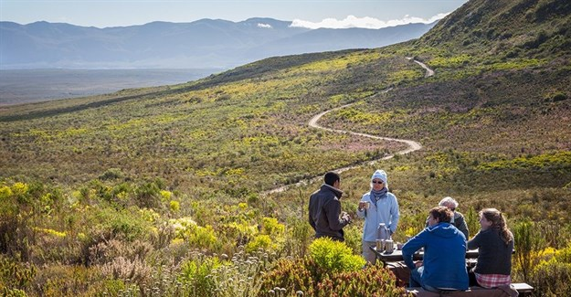 Award-winning Grootbos Private Nature Reserve certified by Fair Trade Tourism