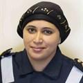 Female Saldanha marine pilot guiding in the big ships
