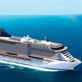 MSC Seaview floats out for the ultimate sun and sea cruise experience
