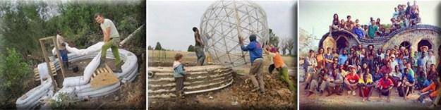 Wautilli Arkaim - A permaculture school of practical abundance