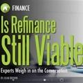 Is refinance still viable?