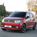 Suzuki Ignis - as sparky as its name suggests