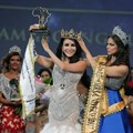 Vietnam's Tram Hoang Luu crowned Mrs Universe 2017
