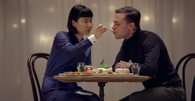 Knorr's global 'Love at First Taste' gold winning campaign.