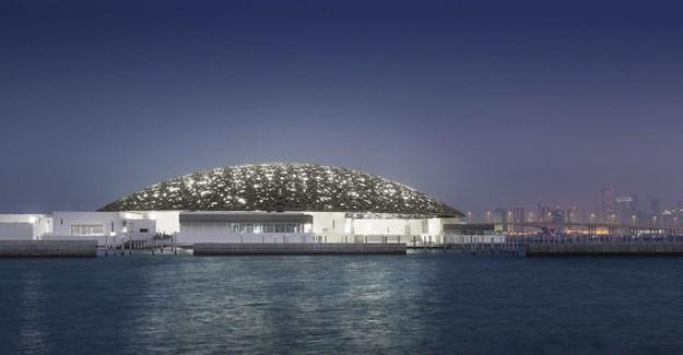 Louvre Abu Dhabi. Photo Courtesy Mohamed Somji (Image Supplied)
